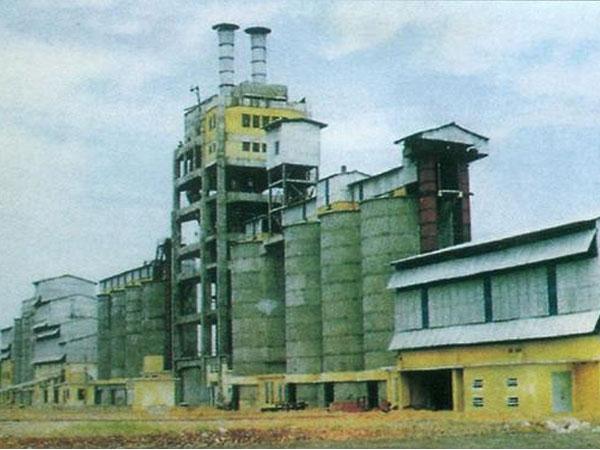 Nhà máy xi măng Lưu xá - tỉnh Thái Nguyên