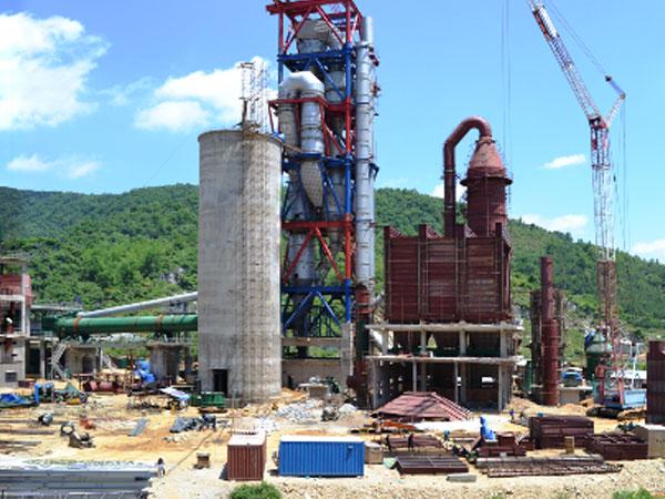 Nhà máy xi măng Hồng Phong - Lạng Sơn